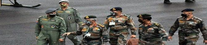 Army Chief Gen Naravane Visits Kashmir Today On 100th Day of India-Pakistan Ceasefire