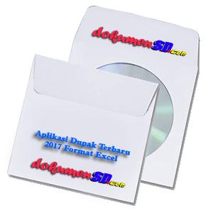 Download Aplikasi Dupak Terbaru 2017 Format Excel