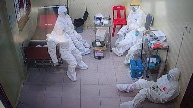 Pasien Positif Meningkat, Sejumlah Dokter di Aceh Diancam Dibunuh