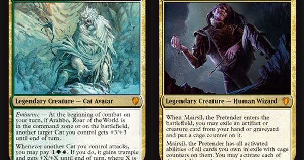 Magic the Gathering Adventures: Commander 2017 Review: Multicolored