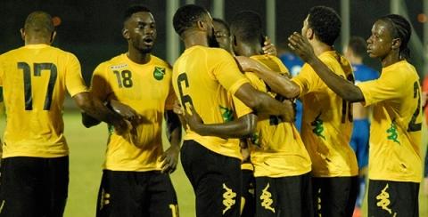 La selección de Jamaica es el vigente subcampeón de la Copa de Oro