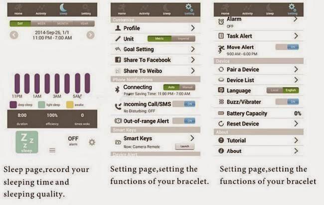 How To Set E02 Sports Bracelet   Smart watches blog
