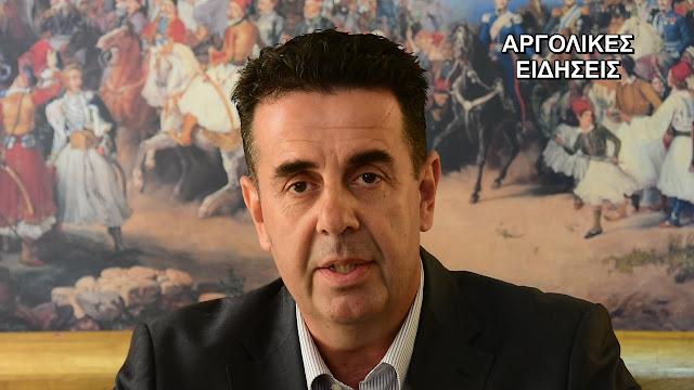 """Δ. Κωστούρος: """"Εκρηκτικός"""" συνδυασμός για την τουριστική ανάπτυξη του Ναυπλίου η εκβάθυνση του λιμανιού και η μαρίνα  270 σκαφών (ηχητικό)"""