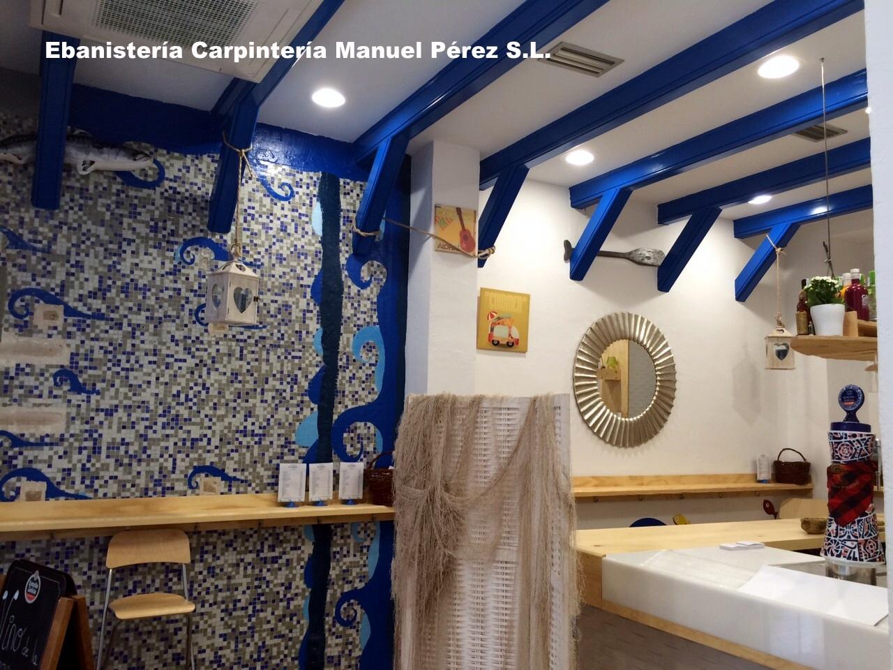 Ebanisteria carpinteria manuel perez zaragoza for Decoracion hogar zaragoza
