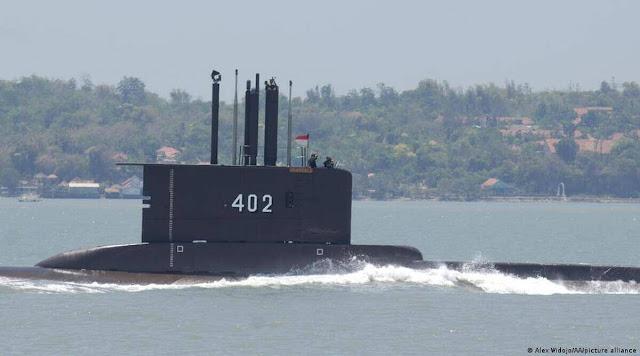Tàu ngầm KRI Nanggala-402