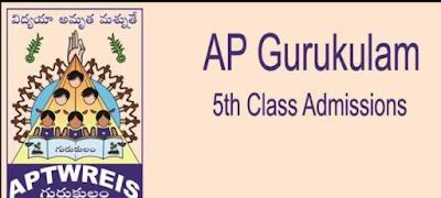 AP Gurukulam Notification