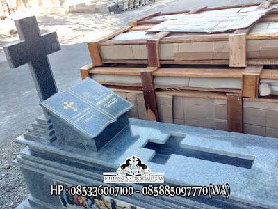 Kuburan Kristen Minimalis, Model Kuburan Kristen Minimalis, Contoh Model Kuburan