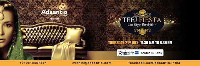 Noida Diary: Teej Fiesta - A Fashion and Lifestyle Event in Noida