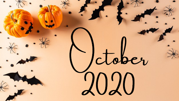 October 2020 Wrap Up