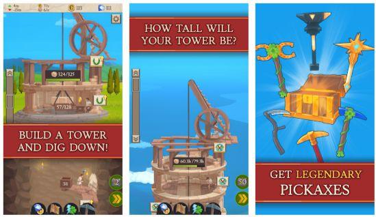 Idle Tower Miner Mod Apk