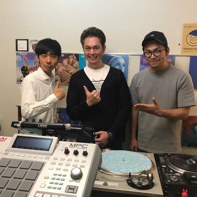 J-WAVE 81.3FM「STEP ONE」に出演させて頂きました!