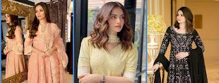Sana Javed giving us major dressing goals | 10 ways to think it