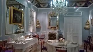 Museo del Romanticismo. Comedor