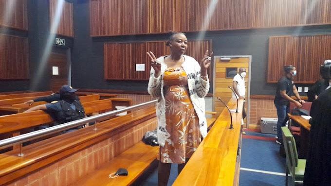 Rosemary Ndlovu - Ex-cop accused of plotting to kill relatives for insurance payouts