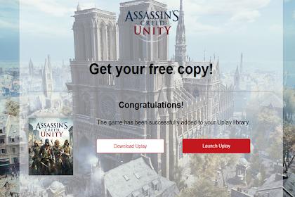Ubisoft Giveaway Assassin's Creed Unity | Unduh Seakarng Juga!