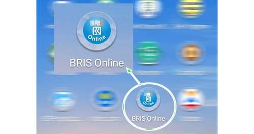 transaksi via BRIS Online banking