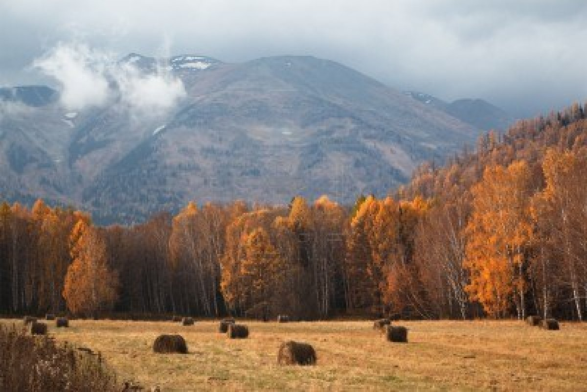 Mountain Pictures: Altai Mountains Kazakhstan