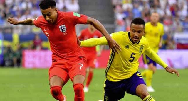 England Berhasil Masuk Ke Semi Final Setelah Mengalahkan Swedia 2-0