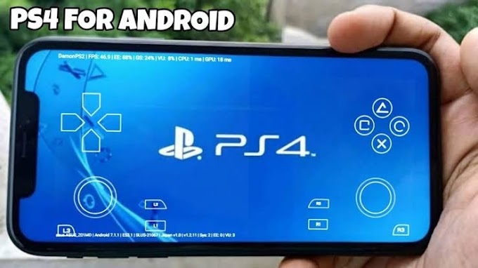 PS4 Emulator - Latest Apk Version For Android