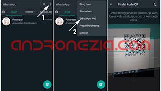 Cara Menggunakan WhatsApp di PC Lewat Whatsapp Web
