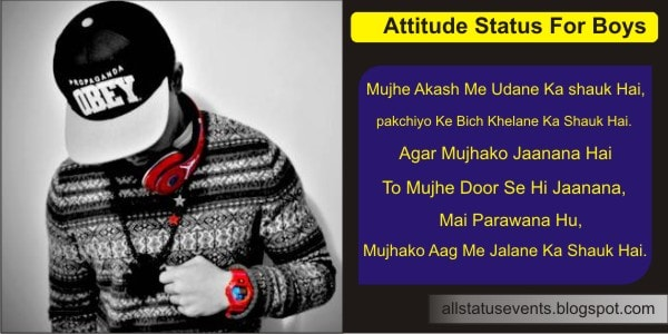 Attitude-status-for-Boys-&-Girls