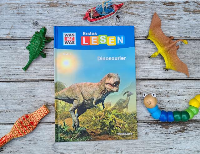 WAS IST WAS Erstes Lesen: Spannende Sachbücher für Leseanfänger. Dinosaurier sind ein fesselndes Thema, das Erst-, Zweit- und Drittklässler fasziniert und zum eigenständigen Lesen anregt.