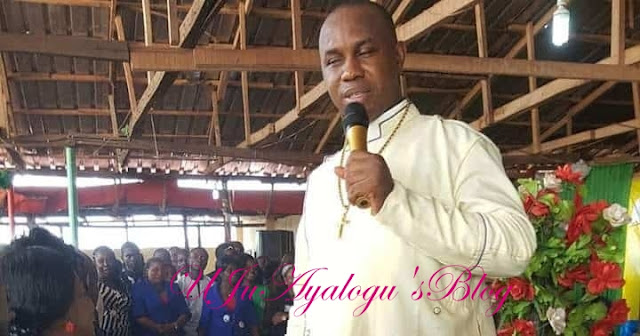 """""""I only defrauded them of N186m"""" — Pastor arrested for scamming his members of N500m"""