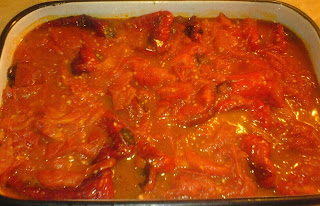 Mancare bulgareasca din rosii si ardei prajiti retete,