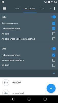 تطبيق Calls Blacklist للأندرويد, تطبيق Calls Blacklist مدفوع للأندرويد, Calls Blacklist apk