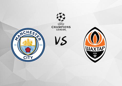 Manchester City vs Shakhtar Donetsk  Resumen y Partido Completo