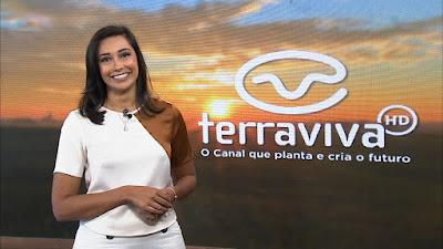 Renata Maron - Crédito Divulgação/Terraviva