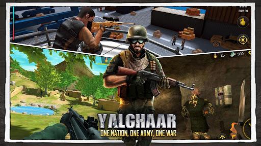 تحميل لعبة Yalghaar FPS Shooter Game v3.1.3 مهكرة للاندرويد أموال لا تنتهي