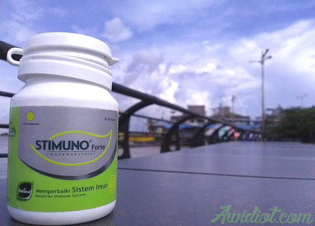 Stimuno Forte, Rahasia Herbal Untuk Menjaga Kesehatan Tubuh Setiap Hari