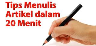 tips menulis artikel dan jurnal ilmiah bagi pemula