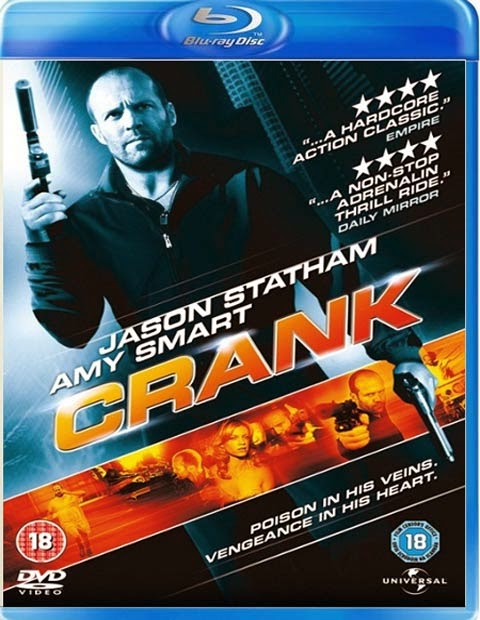 Crank 2006 BluRay 720p 1GB [Hindi Org – English] MKV