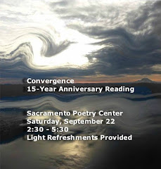 CONVERGENCE READING at SPC Sat. (9/22)