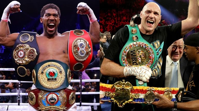 Anthony Joshua Knocks Tyson Fury Out In Six Rounds - Tony Bellew
