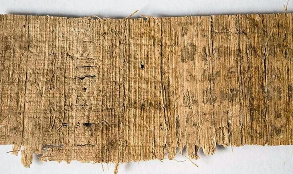 Papiro y Derecho romano