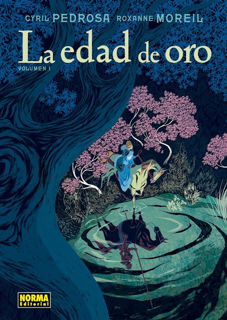 """""""La Edad de Oro"""" de Cyril Pedrosa y Roxanne Morei"""