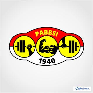 Persatuan Angkat Besi dan Berat Seluruh Indonesia (PABBSI) Logo Vector Cdr