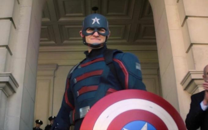 Primeiro teste na carreira de Wyatt Russel foi para Capitão América, revela ator