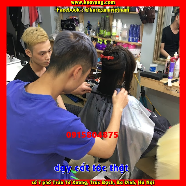 Nếu chỉ cắt tóc đẹp mà thành công _ Thì số lượng nhà tạo mẫu tóc danh tiếng có mà nhiều hơn quân Nguyên