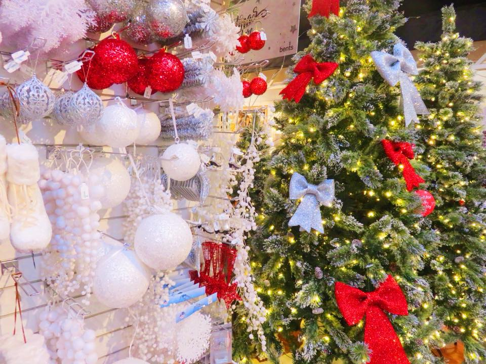 As Bents are celebrating their 80th Anniversary, Mum and Dad thought it was  the perfect time to surprise me with a visit to the most festive garden  centre ... - Christmas At Bents Megan Goodier