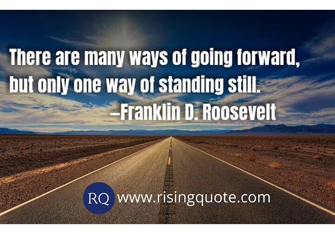 Top 5 Inspirational Quote of the day of 23 February 2021