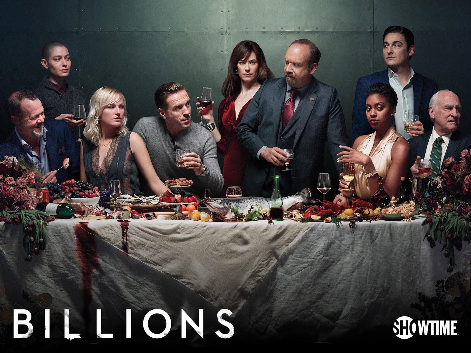 Billions season 3 (2018)