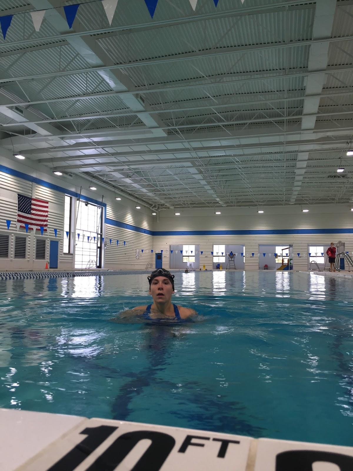 water jogging dopey challenge training