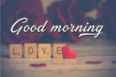 good morning wishes for love one