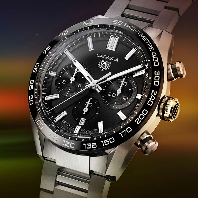 TAG Heuer Carrera Sport Chronograph 44 mm Calibre Heuer 02 Automatic