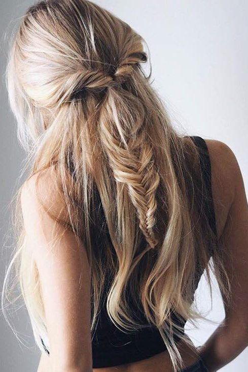 easy summer braid idea