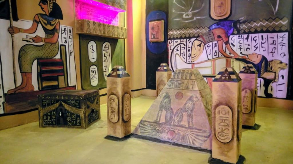 Juegosmentales Presenta Faraon El Juego Que Revolucionara La